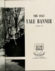 Page 7, 1952 Edition, Yale University - Banner and Pot Pourri Yearbook (New Haven, CT) online yearbook collection