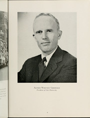 Page 9, 1952 Edition, Yale University - Banner and Pot Pourri Yearbook (New Haven, CT) online yearbook collection