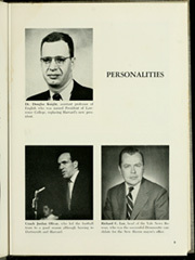 Page 13, 1954 Edition, Yale University - Banner and Pot Pourri Yearbook (New Haven, CT) online yearbook collection