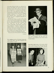 Page 15, 1954 Edition, Yale University - Banner and Pot Pourri Yearbook (New Haven, CT) online yearbook collection
