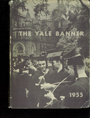 1955 Edition, Yale University - Banner and Pot Pourri Yearbook (New Haven, CT)