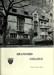 Page 55, 1955 Edition, Yale University - Banner and Pot Pourri Yearbook (New Haven, CT) online yearbook collection