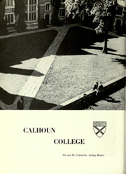 Page 60, 1955 Edition, Yale University - Banner and Pot Pourri Yearbook (New Haven, CT) online yearbook collection