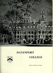 Page 65, 1955 Edition, Yale University - Banner and Pot Pourri Yearbook (New Haven, CT) online yearbook collection