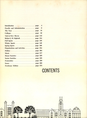 Page 5, 1967 Edition, Yale University - Banner and Pot Pourri Yearbook (New Haven, CT) online yearbook collection