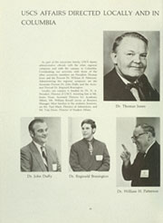 Page 20, 1971 Edition, University of South Carolina Spartanburg - Carolana Yearbook (Spartanburg, SC) online yearbook collection