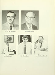 Page 21, 1971 Edition, University of South Carolina Spartanburg - Carolana Yearbook (Spartanburg, SC) online yearbook collection