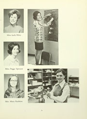 Page 23, 1971 Edition, University of South Carolina Spartanburg - Carolana Yearbook (Spartanburg, SC) online yearbook collection