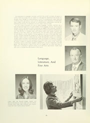Page 24, 1971 Edition, University of South Carolina Spartanburg - Carolana Yearbook (Spartanburg, SC) online yearbook collection