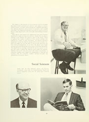 Page 28, 1971 Edition, University of South Carolina Spartanburg - Carolana Yearbook (Spartanburg, SC) online yearbook collection