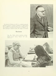 Page 32, 1971 Edition, University of South Carolina Spartanburg - Carolana Yearbook (Spartanburg, SC) online yearbook collection