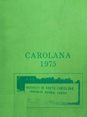 1975 Edition, University of South Carolina Spartanburg - Carolana Yearbook (Spartanburg, SC)