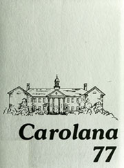 1977 Edition, University of South Carolina Spartanburg - Carolana Yearbook (Spartanburg, SC)