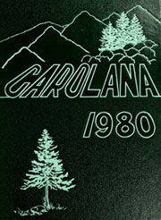 1980 Edition, University of South Carolina Spartanburg - Carolana Yearbook (Spartanburg, SC)