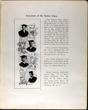 Page 17, 1911 Edition, Westminster College - Blue Jay Yearbook (Fulton, MO) online yearbook collection