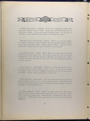 Page 102, 1913 Edition, Westminster College - Blue Jay Yearbook (Fulton, MO) online yearbook collection
