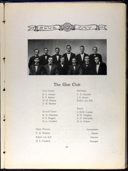 Page 71, 1913 Edition, Westminster College - Blue Jay Yearbook (Fulton, MO) online yearbook collection