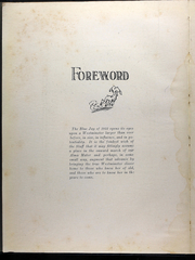 Page 8, 1922 Edition, Westminster College - Blue Jay Yearbook (Fulton, MO) online yearbook collection