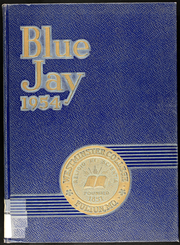 Page 1, 1954 Edition, Westminster College - Blue Jay Yearbook (Fulton, MO) online yearbook collection