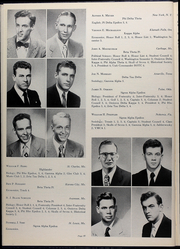 Page 14, 1954 Edition, Westminster College - Blue Jay Yearbook (Fulton, MO) online yearbook collection
