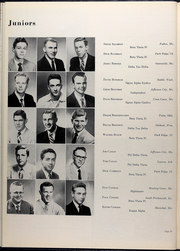 Page 16, 1954 Edition, Westminster College - Blue Jay Yearbook (Fulton, MO) online yearbook collection