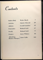 Page 6, 1954 Edition, Westminster College - Blue Jay Yearbook (Fulton, MO) online yearbook collection