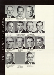 Page 12, 1964 Edition, Westminster College - Blue Jay Yearbook (Fulton, MO) online yearbook collection
