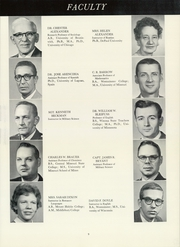 Page 13, 1964 Edition, Westminster College - Blue Jay Yearbook (Fulton, MO) online yearbook collection