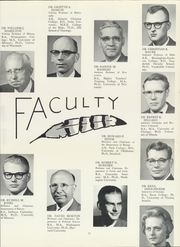 Page 15, 1964 Edition, Westminster College - Blue Jay Yearbook (Fulton, MO) online yearbook collection