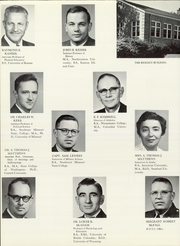 Page 16, 1964 Edition, Westminster College - Blue Jay Yearbook (Fulton, MO) online yearbook collection