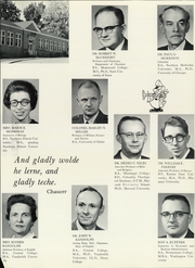 Page 17, 1964 Edition, Westminster College - Blue Jay Yearbook (Fulton, MO) online yearbook collection
