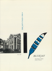 Page 5, 1964 Edition, Westminster College - Blue Jay Yearbook (Fulton, MO) online yearbook collection