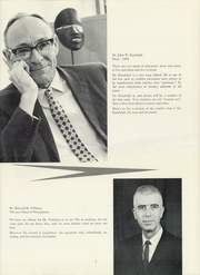 Page 9, 1964 Edition, Westminster College - Blue Jay Yearbook (Fulton, MO) online yearbook collection
