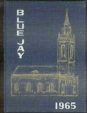 1965 Edition, Westminster College - Blue Jay Yearbook (Fulton, MO)