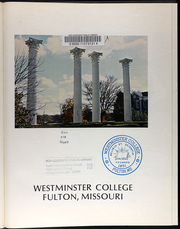Page 5, 1970 Edition, Westminster College - Blue Jay Yearbook (Fulton, MO) online yearbook collection