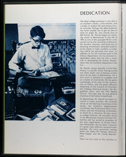 Page 6, 1970 Edition, Westminster College - Blue Jay Yearbook (Fulton, MO) online yearbook collection