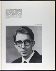 Page 7, 1970 Edition, Westminster College - Blue Jay Yearbook (Fulton, MO) online yearbook collection