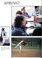 Page 14, 1984 Edition, Westminster College - Blue Jay Yearbook (Fulton, MO) online yearbook collection
