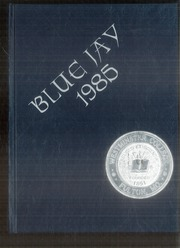 1985 Edition, Westminster College - Blue Jay Yearbook (Fulton, MO)