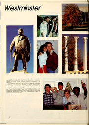 Page 6, 1986 Edition, Westminster College - Blue Jay Yearbook (Fulton, MO) online yearbook collection