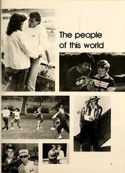 Page 9, 1986 Edition, Westminster College - Blue Jay Yearbook (Fulton, MO) online yearbook collection