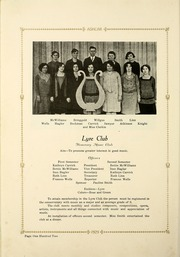 Page 112, 1929 Edition, Ozark Wesleyan College - Ashlar Yearbook (Carthage, MO) online yearbook collection