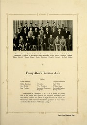 Page 115, 1929 Edition, Ozark Wesleyan College - Ashlar Yearbook (Carthage, MO) online yearbook collection