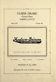 Page 147, 1929 Edition, Ozark Wesleyan College - Ashlar Yearbook (Carthage, MO) online yearbook collection