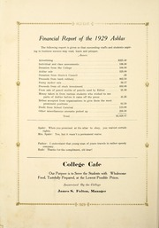 Page 154, 1929 Edition, Ozark Wesleyan College - Ashlar Yearbook (Carthage, MO) online yearbook collection