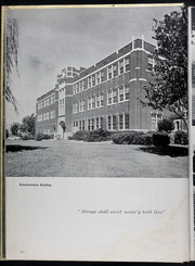 Page 10, 1953 Edition, Hannibal LaGrange University - Trojan Yearbook (Hannibal, MO) online yearbook collection