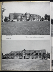 Page 12, 1953 Edition, Hannibal LaGrange University - Trojan Yearbook (Hannibal, MO) online yearbook collection