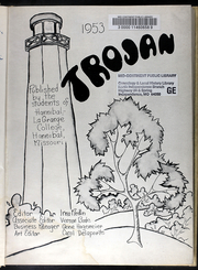 Page 5, 1953 Edition, Hannibal LaGrange University - Trojan Yearbook (Hannibal, MO) online yearbook collection