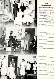 Page 16, 1952 Edition, Missouri Southern State University - Crossroads Yearbook (Joplin, MO) online yearbook collection