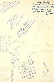 Page 4, 1952 Edition, Missouri Southern State University - Crossroads Yearbook (Joplin, MO) online yearbook collection